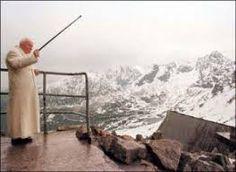 Resultado de imagem para karol wojtyła w górach