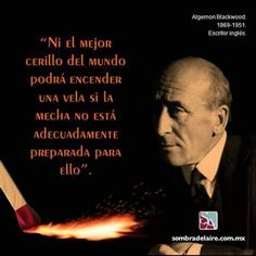 Efeméride Literaria En 1869 muere Algernon Blackwood, autor de Los Sauces Literatura Cuento www.sombradelaire.com.mx