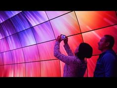 Doesn't it feel like you are standing in the scenery? Experience the marvelous, warm-hearted, and magnificent nature's wonder at LG OLED tunnel. For more inf...