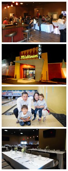 Midtown Bowl is Atlanta's favorite bowling party destination with private VIP event space at 11th Frame