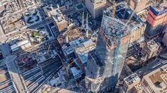 El proyecto es el más grande desarrollo inmobiliario privado en la historia de Nueva York y de todo el país desde el Rockefeller Center