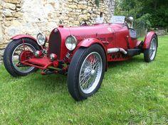 1926 Alfa Romeo Monza Racer