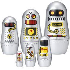 OMM Design: matrioszki Roboty, 95 zł