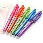 Pilot FriXion Point 04 Gel Ink Pen - 0.4 mm - 5 Color Set - PILOT LF-110P4-5C