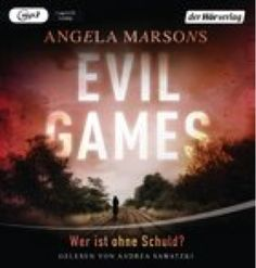 lenisvea's Bücherblog: Evil Games von Angela Marsons
