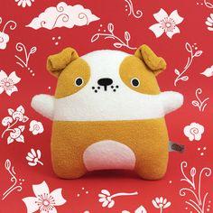 Chinese New Year! Noodog #chinesenewyear #dog #china #newyear #party #animal #plushtoy #noodoll