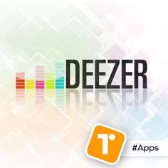 #App para los amantes de la música: Deezer