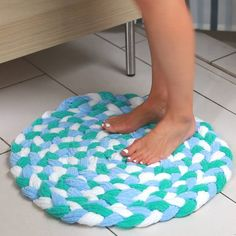 Recycled Towel Bathmat Recycled Towel Bathmat Full instructions…
