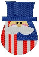 Embroidery | Free Machine Embroidery Designs | Bunnycup Embroidery | Fourth of July