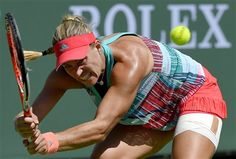 Campeona en Australia Angelique Kerber cae en Indian Wells - http://a.tunx.co/Fn0q6