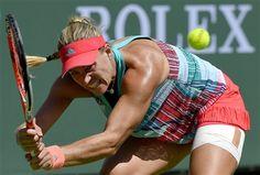 Campeona en Australia Angelique Kerber cae en Indian Wells - http://a.tunx.co/Fn0q6