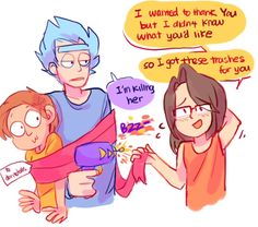 Image result for ttoba tumblr rick and morty