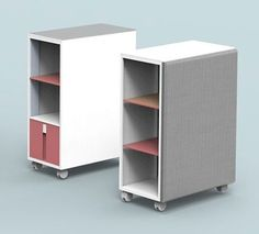 Swoosh Mobile Storage - Product Page: http://www.genesys-uk.com/Swoosh-Mobile-Storage.Html  Genesys Homepage: http://www.genesys-uk.com  Swoosh Mobile Storage cleverly combines storage and acoustics in an attractive mobile unit.  With the need for ever-changing flexible work spaces swoosh is responsive to this need and can be fully customised for users.
