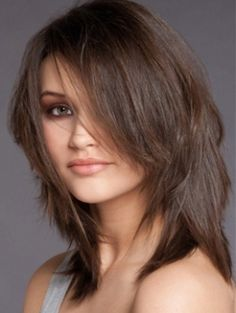 Cut / Layers - [ What Are Good Hairstyles For Thin Hair Women 001 ]