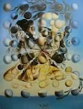 Dali....so fascinating.  Largest collection of Dali work is in St. Petersburg.  I highly suggest a visit.