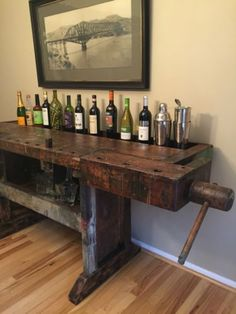 1000 Ideas About Workbenches On Pinterest Woodworking