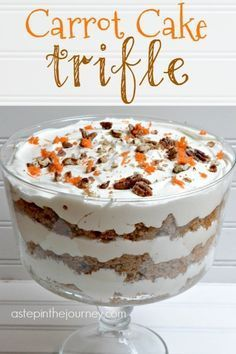 Delicious Carrot Cak