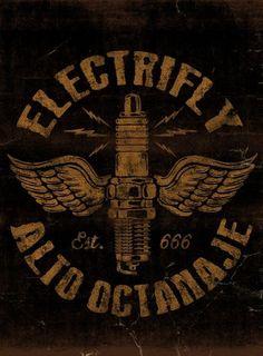 Motorcycle Tips & Ideas Motorcycle Logo, Motorcycle Posters, Vintage Logo, Vintage Signs, Schrift Design, Garage Art, Desenho Tattoo, Logo Design, Graphic Design