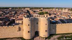aigues mortes france | Aigues-Mortes, Camargue, Gard, France