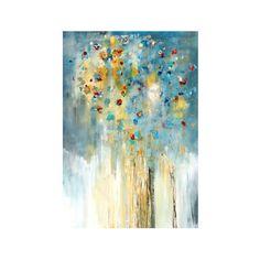Leftbank Art Klimt Tree Unframed Giclee with Image Gel Finish (1 990 PLN) ❤ liked on Polyvore
