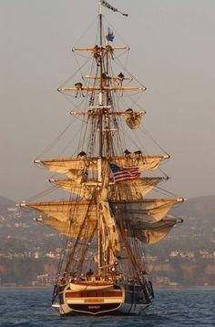 Sail away, sail away, sail away. Old Boats, Small Boats, Old Sailing Ships, Wooden Ship, Sail Away, Speed Boats, Wooden Boats, Tall Ships, Water Crafts
