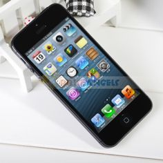 Goophone I5 - The First iPhone 5 Clone Knock Android 4.0 Smartphone