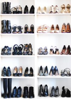 decisions, decisions. #oneofeach #shoelove #zappos