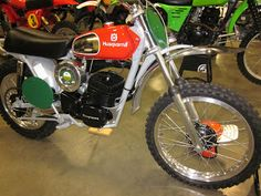 OldMotoDude: 1972 Husqvarna WR 250 at the 2012 Idaho Vintage Mo. Vintage Bikes, Vintage Motorcycles, Cars And Motorcycles, Motocross Bikes, Vintage Motocross, Stone Columns, Dirtbikes, Street Bikes, Idaho