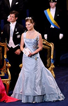 Photo Gallery - The Nobel Prize Award Ceremony 2003
