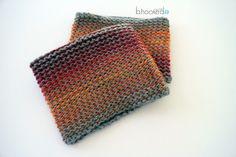 Reversible Tunisian Crochet Boot Cuffs - The Yarn Box The Yarn Box