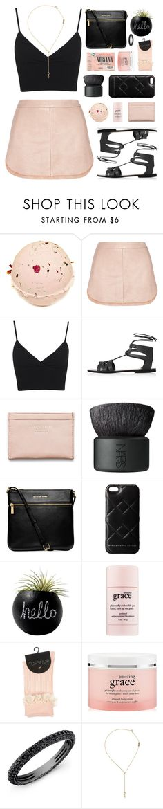 """""""RKY #71"""" by rkingy ❤ liked on Polyvore featuring Mason by Michelle Mason, Miss Selfridge, Topshop, Acne Studios, NARS Cosmetics, Michael Kors, Marc by Marc Jacobs, philosophy, Anne Sisteron and Yves Saint Laurent"""