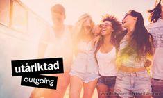 Swedish Adjectives: utåriktad - outgoing