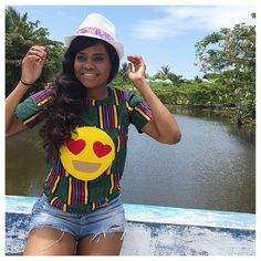"with @karencivil in our ""Lovestruck"" Tee!Order yours now at www.dpipertwins.com #Karencivil #Dpipertwins #Weheartit"