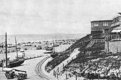 Oude foto's van Zandvoort Amsterdam, Old Pictures, Paris Skyline, Holland, Entertainment, Water, Travel, Historical Photos, The Nederlands