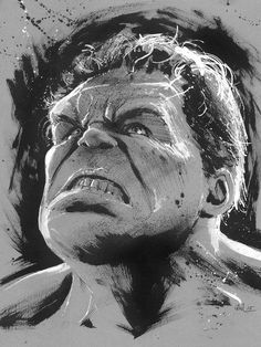 #Hulk #Fan #Art. (Hulk Sketch) By: Gary Deslauriers. ÅWESOMENESS!!!™ ÅÅÅ+     https://s-media-cache-ak0.pinimg.com/474x/66/ea/b4/66eab4dd21c45aade7d304075eaacc32.jpg