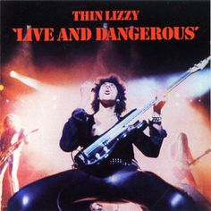 Thin Lizzy, Live and Dangerous*****: In one single afternoon, I've come to understand why Thin Lizzy is held in such high regard. My god this is a fantastic live album. One of the best live albums I've ever listened to. After three fantastic albums, hearing the band back it up on a live album just nails it on every single note. Damn fine run of albums here, and a damn fine catalog overall. 10/24/15