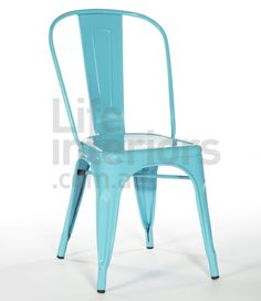 Replica Tolix Chair -    Blue $149 AUS