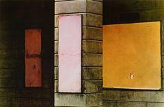 Franco Fontana, 1933 Modena, 1968  fotografia a colori (stampa 2011), 42 x 59,4 cm. Galleria civica di Modena