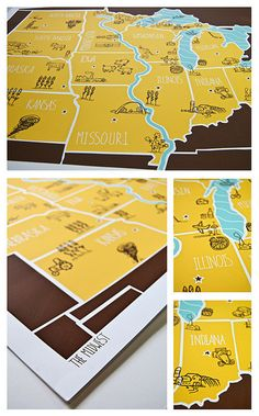 midwest silkscreen by we are brainstorm
