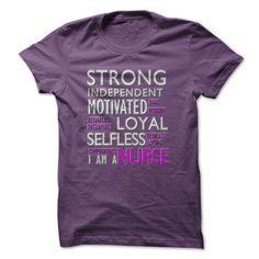 Nurse T Shirts, Hoodies, Sweatshirts. CHECK PRICE ==► https://www.sunfrog.com//Nurse-Tee.html?41382