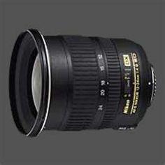 Nikon 12-24mm f/4G ED-IF AF-S DX Zoom lens