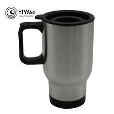 450ML double wall stainless steel Automotive water bottle, seal    Vacuum cup travel mug insulated mug suitable all vehicl