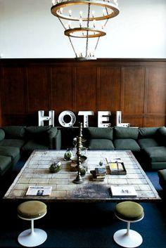 The Ace Hotel In Portland Oregon Hipster Parod On Portlandia