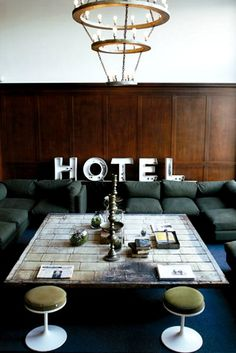 1000 images about portland hipsters on pinterest for Hipster hotel