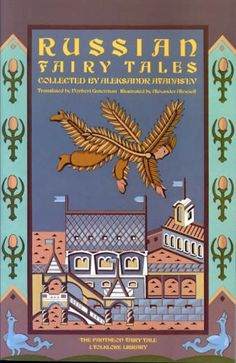 Russian Fairy Tales (The Pantheon Fairy Tale & Folklore Library) by A.N. Afanas'ev http://www.amazon.co.uk/dp/0394730909/ref=cm_sw_r_pi_dp_sJfIvb1R881M1
