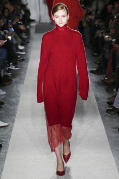 Ryan Roche Fall 2017 Ready-to-Wear Fashion Show - Madison Stubbington