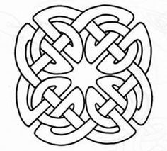 Pyrography Patterns, Wood Carving Patterns, Celtic Symbols, Celtic Art, Vikings Art, Viking Knotwork, Celtic Heart Knot, Celtic Knots, Celtic Triangle