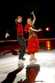 Marina Anissina & Gwendal Piezerat, Flamenco 2005