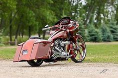 Custom Bagger for Sale Craigslist | Harley Davidson Custom Bagger 26in Front Whaeel - Used Harley-davidson ...
