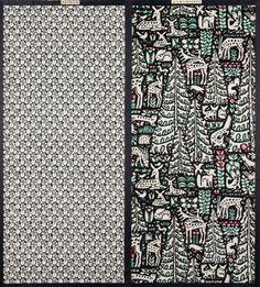 Design is fine. History is mine. — Lotte Frömel-Fochler, pattern Flamingo and Ludwig. Art Nouveau, Art Deco, Framed Wallpaper, Ludwig, Maker, Stuffed Animal Patterns, Graphic Design Art, Textile Prints, Textures Patterns
